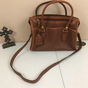 NWT Liz Claiborne, Leather Co. Purse. Vintage
